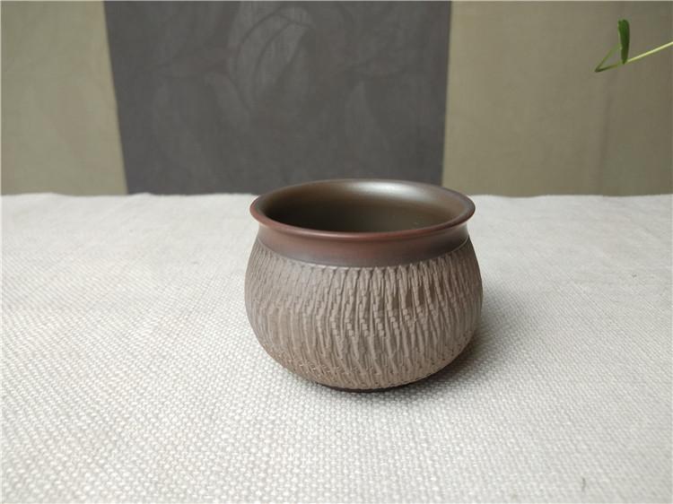 坭兴陶茶杯