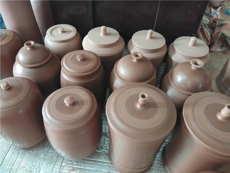 钦州坭兴陶茶叶罐生产厂家